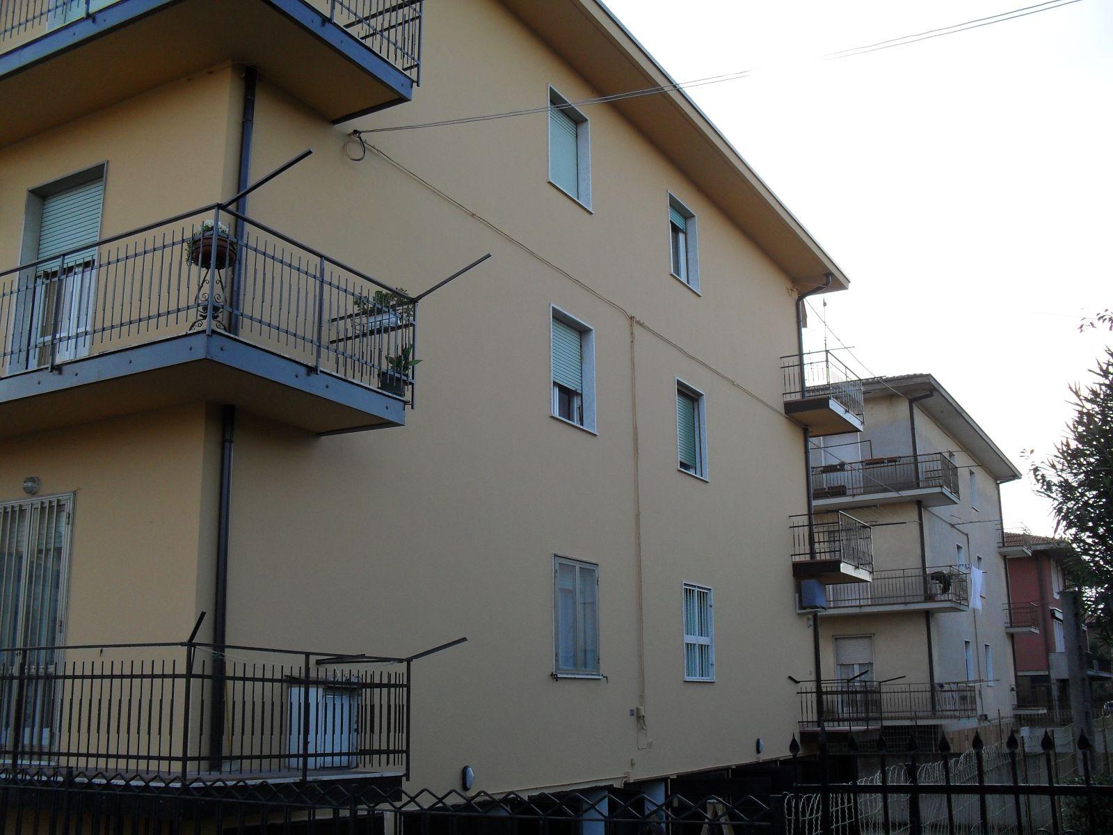 Tinteggiatura Esterna Condominio Verona Imbianchino