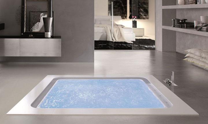 Bordo Vasca Da Spa : Come realizzare una spa in casa imbianchino verona cartongessista